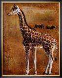 Girafe Poster by Olga Ilic
