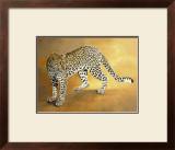 Leopard de Seronera Posters by Danielle Beck