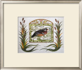 Wood Duck Day Posters by Carol Grigg