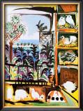 Les Pigeons, c.1957 Prints by Pablo Picasso