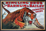 Ringling Bros and Barnum & Bailey Print