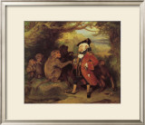 The Monkey who had seen the World Framed Giclee Print by Edwin Henry Landseer