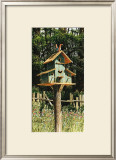 Birdhouse I Posters by Chuck Huddleston
