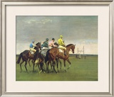 October Meeting Limited Edition Framed Print by Sir Alfred Munnings