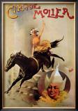 Cirque Molier Poster