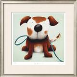 Walkies Limited Edition Framed Print by Doug Hyde