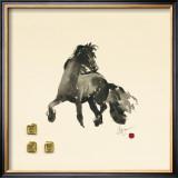 Horse I Prints by  Boersma