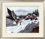 Cycle of Life Limited Edition Framed Print by Richard Shorty