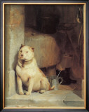 Low Life Framed Giclee Print by Edwin Landseer