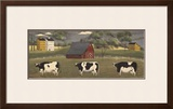 Cows Prints by Chris Palmer