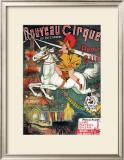 Nouveau Cirque, 1889 Art