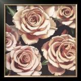 Roses Posters by Elizabeth Hellman