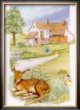Spring, Deer Art