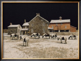 Gypsies at Night Prints by Peter Sculthorpe