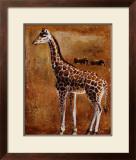 Girafe Print by Olga Ilic
