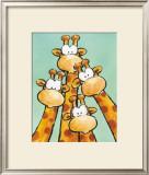 Funny Friends II Art by Jean Paul