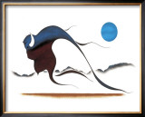 Buffalo Spirit Limited Edition Framed Print by Isaac Bignell