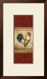 Classic Rooster I Prints by Kimberly Poloson