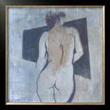 Studies from the Nude III Posters by Heleen Vriesendorp