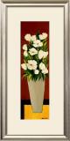Grey Vase Prints by Hans Paus