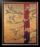 Magnolia Screen Prints by Jill Deveraux