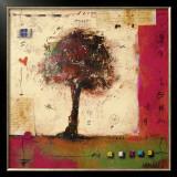 Tree II Posters by Sonja Kobrehel