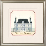 Chateau Palmer Limited Edition Framed Print by Andras Kaldor