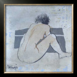 Studies from the Nude I Posters by Heleen Vriesendorp