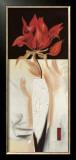 Fire Flower I Posters by Alfred Gockel