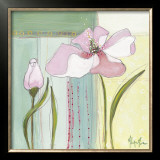 Pink Poppy I Prints by Milena More