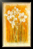 Narcisses II Print by Laurence David