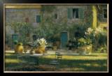 Colazione Al Fresco Posters by Greg Singley