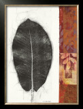 Leaf Study II Posters by Kerry Vander Meer