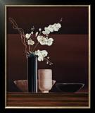 Ikebana I Print by Yuki Ross