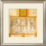 The Dance II Prints by J. Nugent