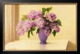 Lilacs Posters by Jean Grapp