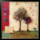 Tree I Prints by Sonja Kobrehel