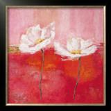 Fleurs en Rose I Prints by Isabelle Herbert