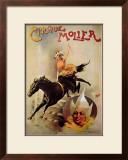 Cirque Molier Prints