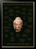 Buddham Dhammam Sangham Print