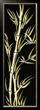 Asian Bamboo Panel I Print by Ethan Harper