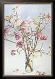 Magnolias and Moon I Posters by Richard Bolingbroke
