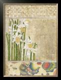 Canteiro de Flores II Print by Erin Galvez