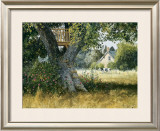 Meadow Hideaway Prints by Ned Young