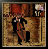 Jazz Cello Posters