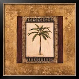 Stately Palm II Prints by  Mindeli