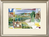 The Magic of Tuscany III Prints by Werner Plank