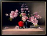 Japanese Blossom Print by Pippa Chapman