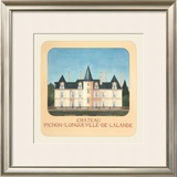 Chateau Richon II Limited Edition Framed Print by Andras Kaldor