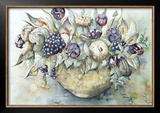 Flower Aquarel II Posters by Elizabeth Veltman-Adriaansz